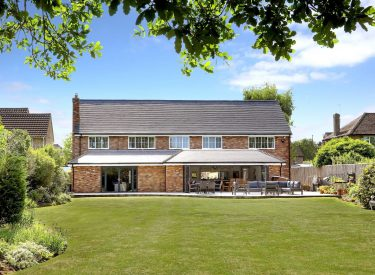 Large extension & refurbishment in Beaconsfield