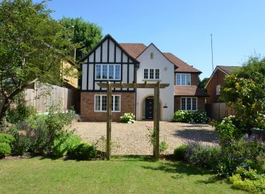 New house in Chalfont St. Peter